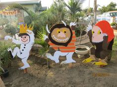 Where the Wild Things Are Birthday Party Ideas | Photo 9 of 18 | Catch My Party