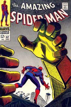 Spiderman #67