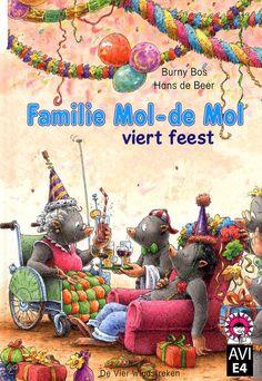 Familie Mol-de Mol viert feest - Burny Bos - E4