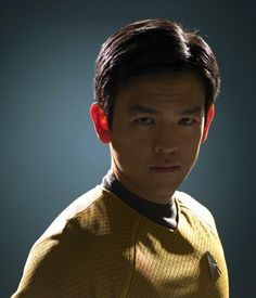 """Sulu: """"This is Captain Hikaru Sulu of the USS Enterprise. A shuttle of highly trained officers is on its way to your location. If you do not surrender to them immediately, I will unleash the entire payload of advanced long-range torpedoes currently locked on to your location. You have two minutes to confirm your compliance. Refusal to do so will result in your obliteration. And If you test me, you will fail."""" Bones: """"Mr. Sulu, remind me never to piss you off."""""""