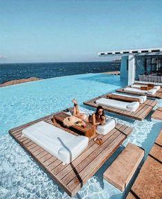 Luxury living in Mykonos – Greece ? – [pin_pinter_full_name] Luxury living in Mykonos – Greece ? Luxury Living: Luxury living in Mykonos – Greece ? Vacation Places, Vacation Destinations, Dream Vacations, Vacation Spots, Mexico Vacation, Mykonos Greece, Santorini, Crete Greece, Cavo Tagoo Mykonos