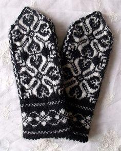 Filharmonicas kreative verden: Endelig er det slutt på å fryse. Knit Crochet, Gloves, Knitting, Fashion, Creative, Moda, Tricot, Fashion Styles, Crochet