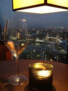 Oblix at The Shard in London, Greater London