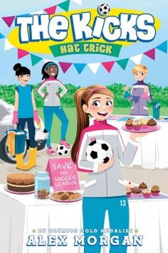 J FIC MOR. A latest entry in the series by the gold medal-winning Olympic soccer champion finds Devin and her friends trying out for a competitive travel team when the Kicks season ends, an effort that is overshadowed by the school's decision to cut the soccer program.