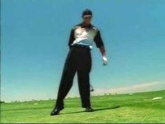 ▶ Nike - Tiger Woods juggling【CM】 - YouTube