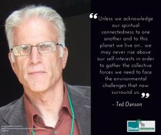 """Actor in shows like Cheers! and CSI, Ted Danson has been a long-time environmental activist for the conservation of oceans, serving in the Board of Directors of Oceana as well as co- authoring the educational book """"Oceana: Our Endangered Oceans and What We Can Do to Save Them"""". Let's listen to his message. #DilmahConservation #MondayMotivation #RaisingAwareness #Environmentalist #Nature #Sustainability #Oceans #SaveOceans #Oceana #LoversofLife #NoCompromise #30YearsofDilmah"""