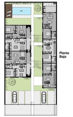 Complejo de viviendas Bora / Vanguarda Architects | Arquimaster