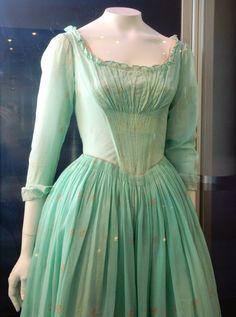Cinderella- Costume Exhibit