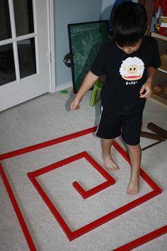 Montessori Monday – Sensorial Size Extensions | LivingMontessoriNow.com