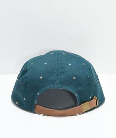 86fb81881ec Dravus Far Out Camper Blue Five Panel Hat