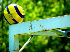 Picture Perfect: Soccer balls as photographic art