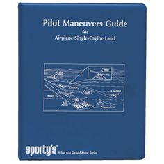 Provides step-by-step instructions on performing maneuvers required on the Sport, Recreational, Private, Instrument, and Commercial pilot checkrides.
