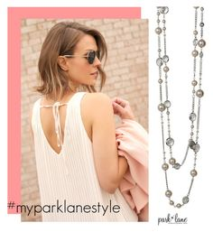 """""""My Park Lane Style"""" by parklanejewelry on Polyvore"""