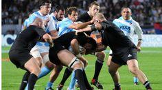 Pumas VS All Blacks  - Rugby Championship 2014