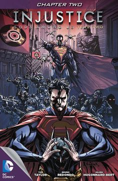 Injustice: Gods Among Us: Year Two #2 - Tom Taylor & Bruno...: Injustice: Gods Among Us: Year Two #2 - Tom Taylor & Bruno… #GraphicNovels