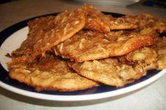 Ces temps ci....en cuisine: Biscuits au chocolat et à la noix de coco