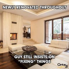 """Newly renovated throughout guy still insists on """"fixing"""" things.  #RealEstate #florida #tampa #tampabay #fl #valrico #Realtor #Realty #Broker #ForSale #NewHome #HouseHunting #MillionDollarListing #HomeSale #HomesForSale #Property #Properties #Investment #Listing #Mortgage #HomeInspection #CreditReport #CreditScore #Foreclosure #NAR #EmptyNest #Renovated #JustListed #OpenHouse #BuyMyHouse"""