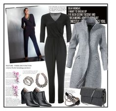 """""""All day elegant outfit by Madeleine"""" by rousou ❤ liked on Polyvore featuring Sixtrees and Karlsson"""