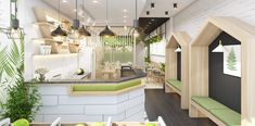 Modern Interior, Interior Architecture, Interior Design, Juice, Scenery, Coconut, Layout, Mansions, House Styles