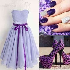 Purple dress || haaahh... i wish i could make on of thesseee!!
