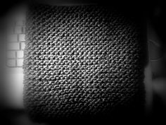 Male Neckwarmer with 55% merino yarn 25%Alpaca yarn 20%acrilic , worked with needle n°10