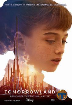 Tomorrowland Character Poster: Athena