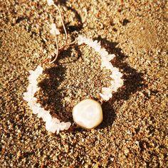 ➡️Find at www. Handmade Bracelets, Handmade Jewelry, Rose Quartz, Accessories, Instagram, Handmade Jewellery, Pink Quartz, Jewellery Making, Diy Jewelry