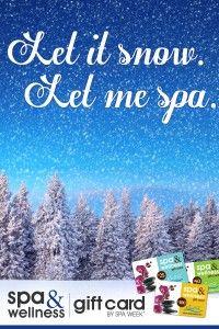 Spa Week eGift Card contest--pick your favorite eCard design!