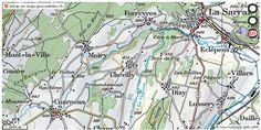 Chevilly VD Kultur Ortsschutz ortsbild zdf http://ift.tt/2zz5uYJ #karten #Cartography