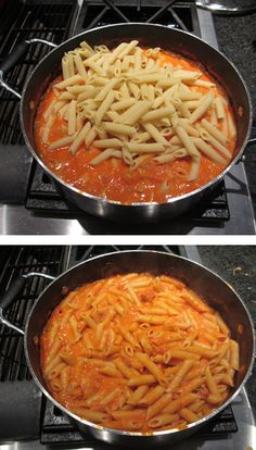 What's For Dinner: Penne a la Vodka | Baby Care Tips & Informations - Oh Baby Magazine Canada