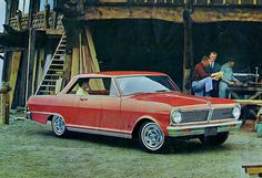 1965 Acadian Canso Sport DeLuxe