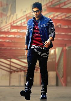 Allu Arjun @ Photoshoot for Iddarammayilatho Movie