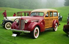 1938 Buick wagon   Flickr - Photo Sharing!
