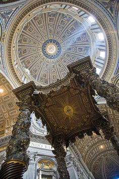 'Rome, Italy (Michele Falzone)' by Jon Arnold Images - In St. Peter's Cathedral at the Vatican