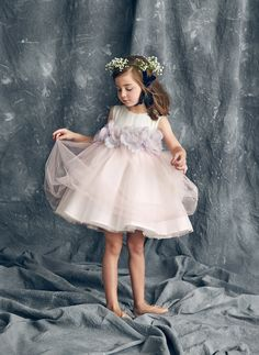 Nellystella Love Blossom Dress in Orchid Ice - PRE-ORDER