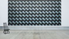 Acoustic panels, however cool looking, are usually designed to remain out of sight. But a new company called Baux is changing that with a series of functional geometric tiles that do double duty as a pretty brilliant wall decoration.