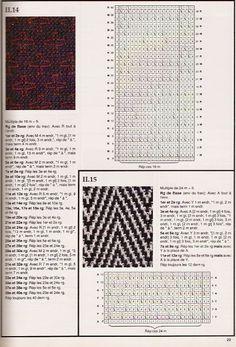 Dictionnaire Harmony Points de Tricot Vol.3 - Les tricots de Loulou - Picasa Albums Web