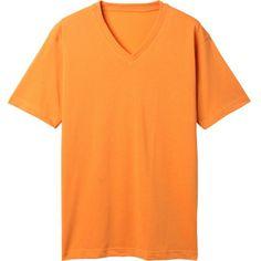 MEN DRY PACKAGED V NECK SHORT SLEEVE T-SHIRT Uniqlo Men, V Neck, Sleeves, T Shirt, Clothes, Tops, Women, Fashion, Supreme T Shirt