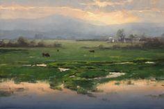 Studio | Dave Santillanes | Colorado Landscape Artist Events