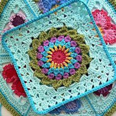 Kata Crochet Square