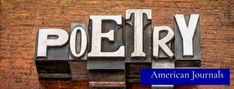 American Journals That Accept Poetry, Prose & Short Fiction. Writers And Poets, Fiction, Poetry, Journal, American, Poetry Books, Poem, Poems, Fiction Writing