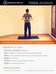 PASCHIMA NAMASKARASANA | Postura del Saludo posterior, por Diego Cano.
