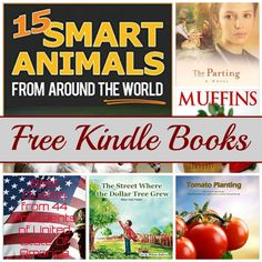 Free Kindle Book List: The Parting, Muffins, Tomato Planting, and More