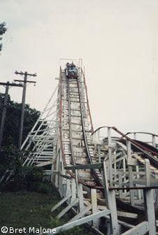 Mountain Park.  Holyoke, MA Amusement Park Rides, Abandoned Amusement Parks, Abandoned Places, Holyoke Massachusetts, Mountain Park, Roller Coasters, Dream Vacations, Childhood Memories, New England