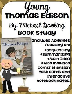 Analysis of biograpy of thomas edison