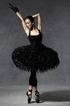fashion's new collaboration with the English National Ballet