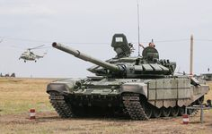 Military and Commercial Technology: Upgraded T-72B3 main battle tanks arrive for Russian troops