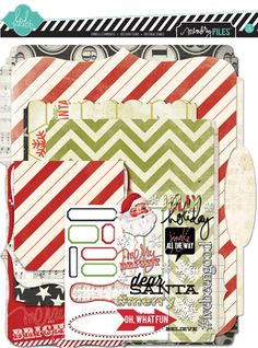 believe memory file kit « Heidi Swapp >>> available Sept2013