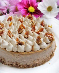 Hungarian Recipes, Dessert Table, Cake Cookies, Camembert Cheese, Mousse, Food To Make, Tart, Bakery, Cheesecake