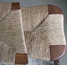 Supplies for re-seating a chair and stool Woven Rush Chair Seat Repair Material Supplies Price List